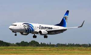Private firms to hunt for Egyptair black boxes