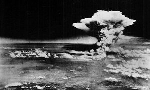 Hiroshima bombing: the morning the earth shook