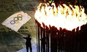 لندن اولمپک: 21 ایتھلیٹس کے مثبت ڈوپ ٹیسٹ