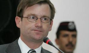 امریکی سفیرکا اسلام آباد میں علاج پر خوشی کا اظہار