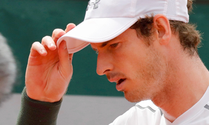 Murray was aware of Nadal's injury
