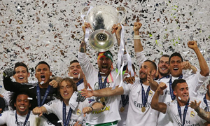 Real the European champions again