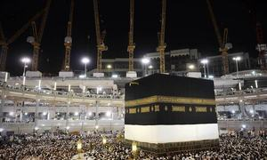 Haj row escalates as S. Arabia, Iran again miss deal