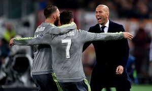 Zidane assured place in Real hearts