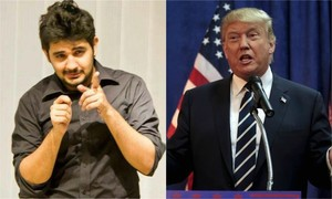 4 Pakistani stand-up comedians roast the biggest troll of them all —  Donald Trump