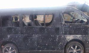 Chinese citizen targeted in Karachi blast