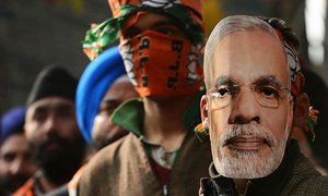 Illiberal democracy thriving in India