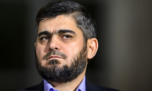 Chief Syria opposition negotiator quits over failed peace talks