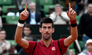 Djokovic poised to become first man to hit $100 million jackpot