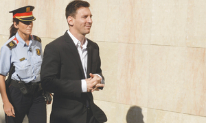 I don't know what I sign, Messi told judge in fraud case
