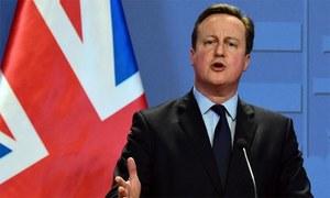 British PM, London mayor bury hatchet for pro-EU rally