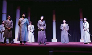 400 years of Shakespeare: GCU stages Urdu adaptation of Macbeth
