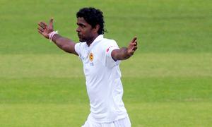 Sri Lanka paceman Eranga reported for suspect action