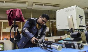 Abdullah Hel Baki: Bangladesh's only Olympic hope looks to shoot at aim in Rio