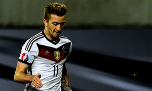 Reus out, Schweinsteiger in Germany's Euro 2016 squad