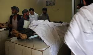 Taliban kill 16 passengers, kidnap dozens in northern Afghanistan