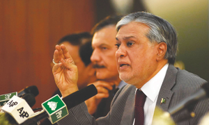 Dar pins hopes on economy growth