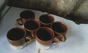 سنہری ہندو اور ملائی والی چائے