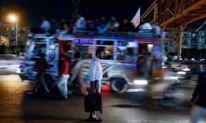 Mass movement: Karachi's public transport woes