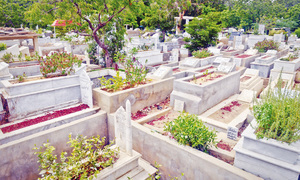 Six new graveyards planned after mafias' takeover of 224 Karachi cemeteries