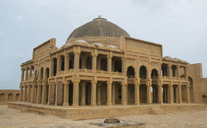 In pictures: Makli, one of the world's largest graveyards