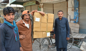 Bribes and brands: A day in the life of a Peshawar contraband smuggler