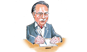 Satire: Diary of Pervez Rashid