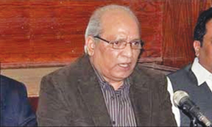 PML-N senator accuses Sindh, KP govts of failing to deliver
