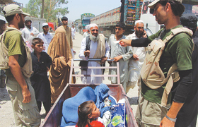 Torkham border reopened after diplomatic push