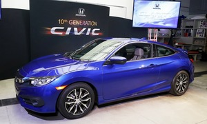 Civic's new model earns Honda Rs5bn before launch