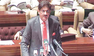 Sindh budget 2016-17: Unchanged approach to budget-making
