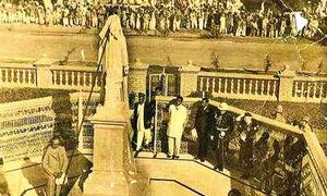 The beheading of Udhaw Das