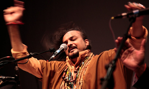 In photos: Amjad Sabri— The powerhouse performer
