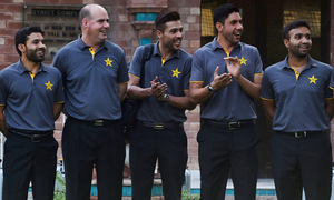 England tour a jackpot for PCB media managers