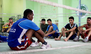 'Lack of international tours ended Pakistan boxers' Olympic hopes'