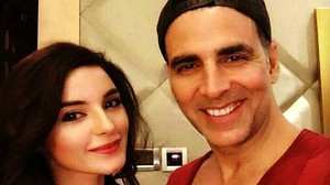 Selfie explained: Pakistani model Sadia Khan may act opposite Akshay Kumar