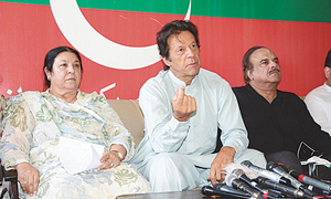 PTI will take to the streets if govt remains adamant: Imran