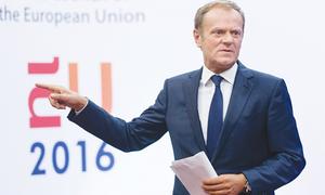Shock, surprise descend on Europe after UK departure