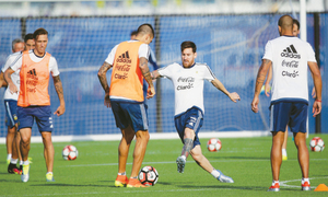 Messi ready for crowning glory against Chile