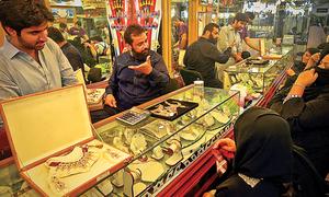 سونے کی فی تولہ قیمت پھر 50 ہزار روپے سے بڑھ گئی