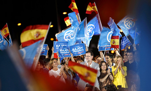 Spain votes again in second general election after just  six months