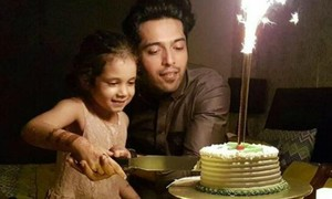 This week in pictures: Annie Khalid shows off her baby bump, Fahad Mustafa celebrates his birthday