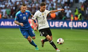 Slick Germany ease into Euro quarter-finals
