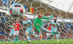 Belgium's 'golden generation' finally lives up to billing