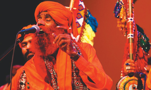 Jamal Faqir — the last of the Soung singers