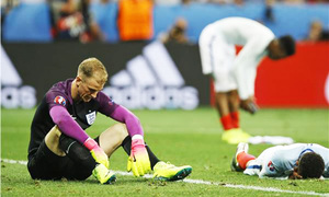 England crashes out as Iceland stuns in one of greatest ever shocks