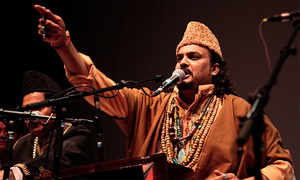 Amjad Sabri: An unfinished symphony