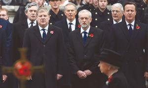 UK's Labour leader loses confidence vote over Brexit