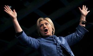 Clinton-Warren alliance worrisome for Trump
