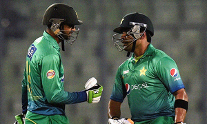 Malik, Akmal to play for IPL owners — in the Caribbean